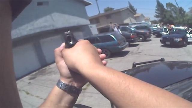 California police use of body cameras cuts violence and complaints